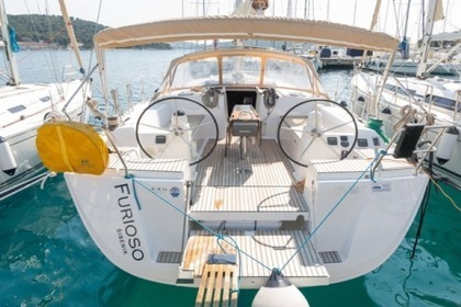Charter Sailboat DUFOUR 445 Grand Large (Furioso) Rogoznica