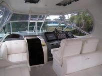 Charter motorboat in Hialeah
