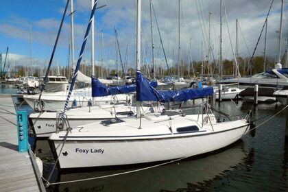 Rental Sailboat Fox 22 Kortgene