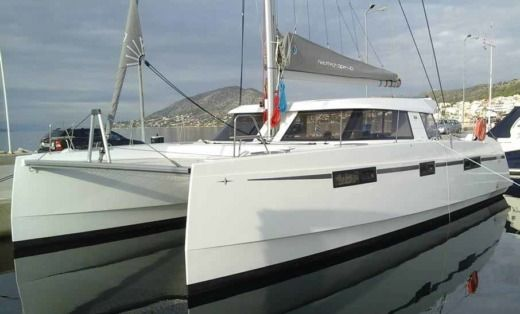 Catamaran Nautitech Bavaria Open 40 for hire