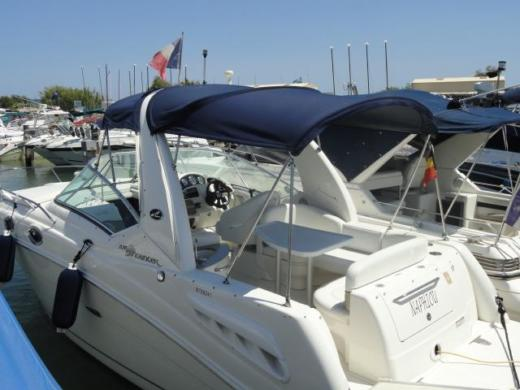 SEA RAY SUNDANCER 275 in La Londe-les-Maures for hire