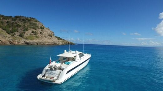 Over Marine Mangusta 80 in Marigot for hire