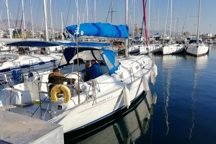 Rental Sailboat BENETEAU CYCLADES 43.4 Chalkidiki