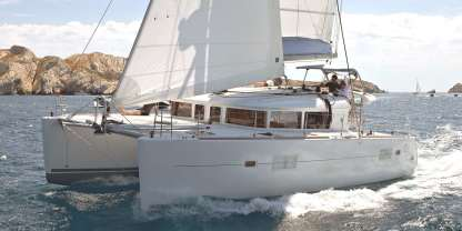 Rental Catamaran Lagoon 400 S2 Catania