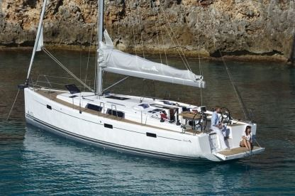 Rental Sailboat Hanse 415 Ibiza