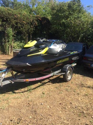 BRP Seadoo RXT 260 RS in Antibes