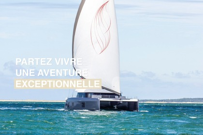 Rental Catamaran Sunreef 50 Le Marin