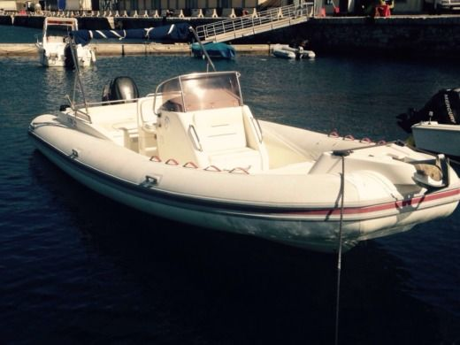 Gommone Fb 250 tra privati