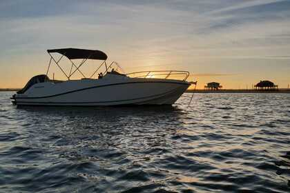 Rental Motorboat Quicksilver Activ 675 Open Arcachon