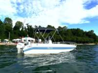 Motorboat Aquabat Sportline 19 for hire