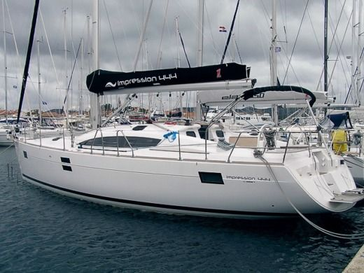 Sailboat Elan Elan 444 Imp. for hire