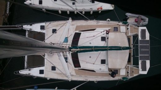 Catamaran Atelier Du Lez Lazzy 54 for hire