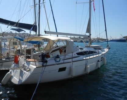 Charter Sailboat Elan I444 Lavrion