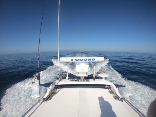 Alquiler Lancha Fishing Cori Fisher 840 Denia