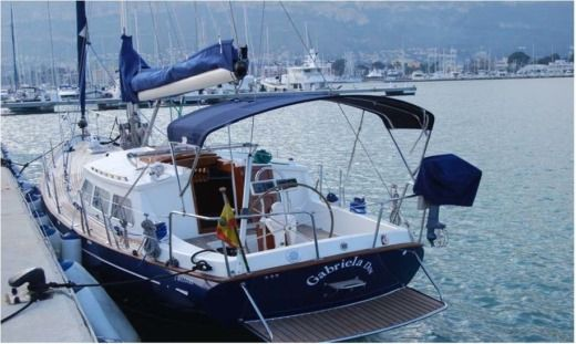Sailboat Belliure Ifach 38 peer-to-peer