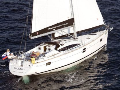 Charter Sailboat Elan 444 Impression Trogir