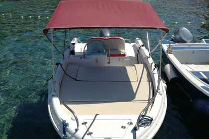 Charter Motorboat FISHER 17 Hvar
