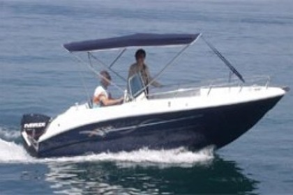 Hire Motorboat COBRA 500 OPEN LINE Omiš