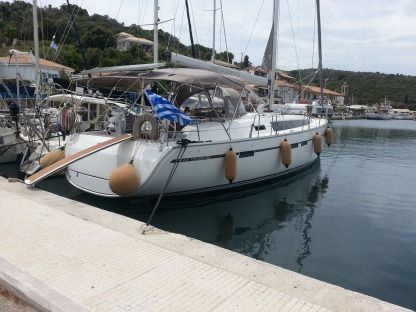 Charter Sailboat Bavaria Cruiser 46 lefkas