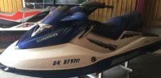 Location Jet-ski Seadoo Gtx 4T 155 Cv Port-Camargue