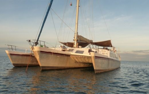 Plan Langevin Triargoz 52 in Nosy-Be for hire