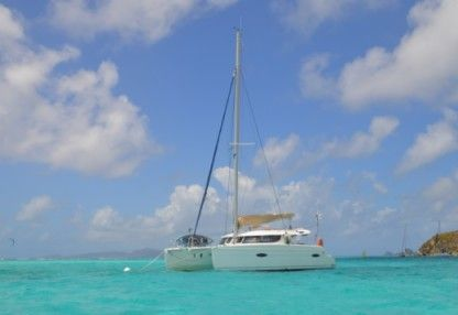 Charter Catamaran Fountaine Pajot Lipari 41 Sainte-Anne