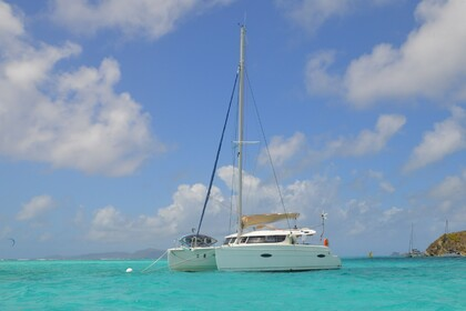 Location Catamaran FOUNTAINE PAJOT LIPARI 41 Sainte-Anne