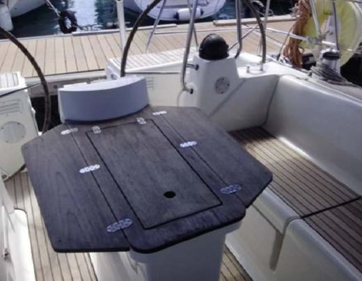Sailboat Bavaria 46 Cruiser peer-to-peer