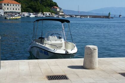 Rental Motorboat QUICKSILVER Activ 505 Makarska