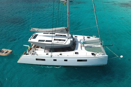 Location Catamaran NAUTITECH 46 OPEN Guadeloupe