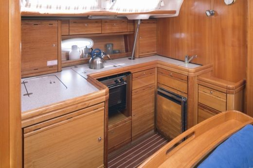 Sailboat Bavaria 46 Cruiser 2009 for hire