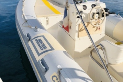 Location Semi-rigide Joker Boat Clubman 21 Antibes