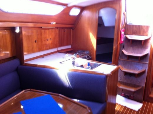 Sailboat Jeanneau Sun Odyssey 36,2 for hire