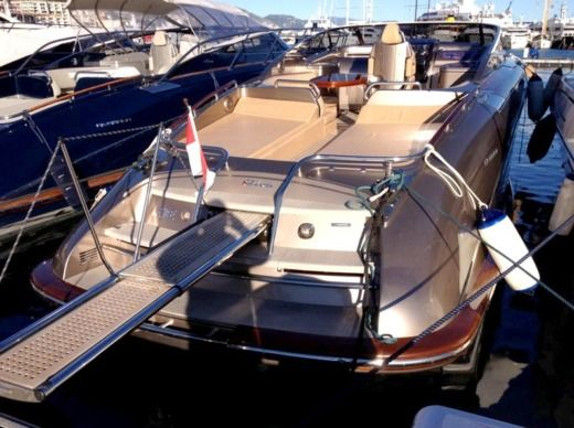 RIVA RIVARAMA SUPER in Monaco for hire