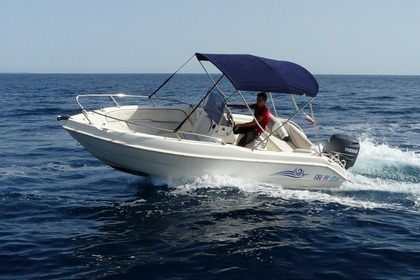 Rental Motorboat FISHERMAN Open 550 Elite Hvar