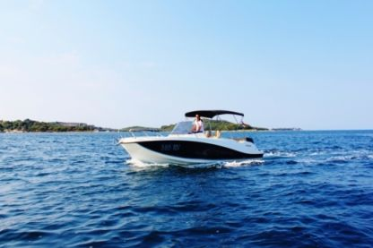 Charter Motorboat Quicksilver 555 Open Vrsar