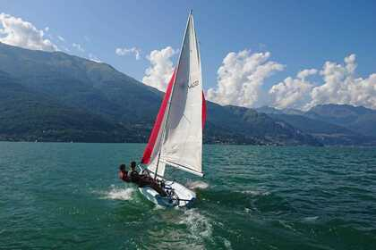 Rental Sailboat Laser Vago Dervio
