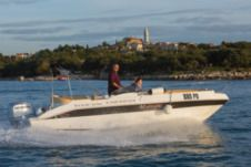 Rental Motorboat Marinello 22 Eden Open Vrsar
