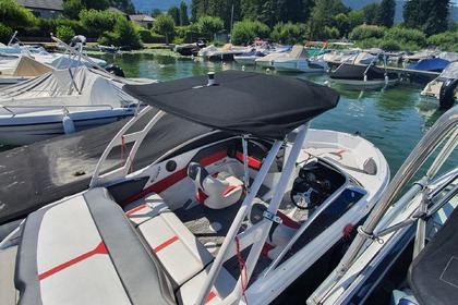 Rental Motorboat Four Winns Horizon 190 RS Saint-Jorioz