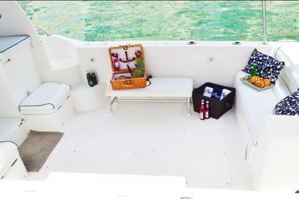 Hire Motorboat Silvercraft 31 Dubai