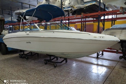 Hire Motorboat Sea Ray 190 Fornells, Minorca