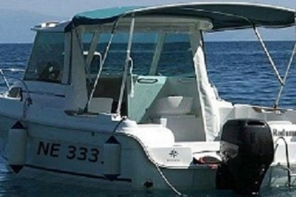 Hire Motorboat jeannot merry fisher merry fisher St-Laurent-du-Var