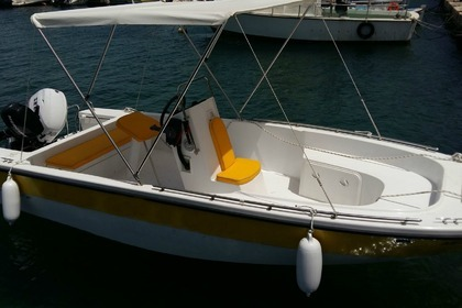 Hire Motorboat Mare 550 Nek Chania