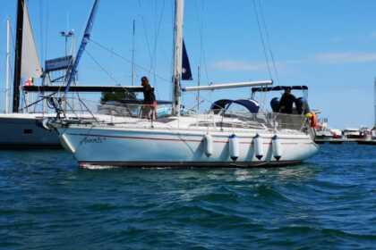 Charter Sailboat Jeanneau Attalia 32 Agde