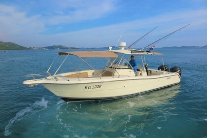 Charter Motorboat PURSUIT 3070CC Zadar