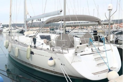 Hire Sailboat JEANNEAU 57 Primošten