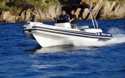 Rental RIB Marsea Mt 750 Olbia