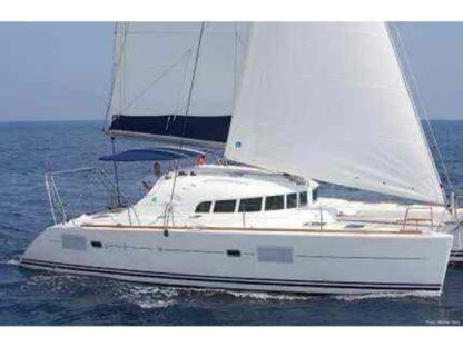 Rental Sailboat Lagoon 41 Puntone di Scarlino