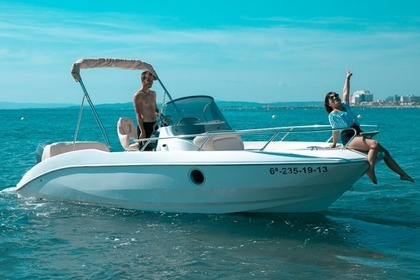 Charter Motorboat Sessa Marine Key Largo 20 Girona