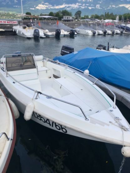 Rental Motorboat Nautic Motors France Open Swing Le Bourget-du-Lac